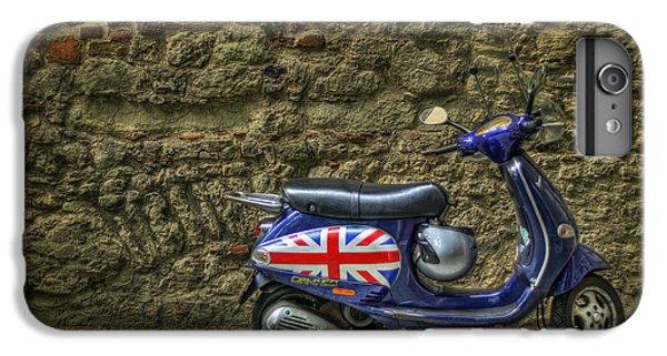 England iPhone 7 Plus Case - British At Heart by Evelina Kremsdorf