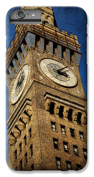 Oriole iPhone 7 Plus Case - Bromo Seltzer Tower No 3 by Stephen Stookey