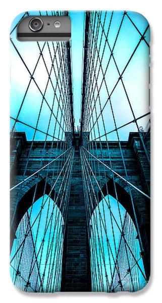 Brooklyn Blues IPhone 7 Plus Case by Az Jackson