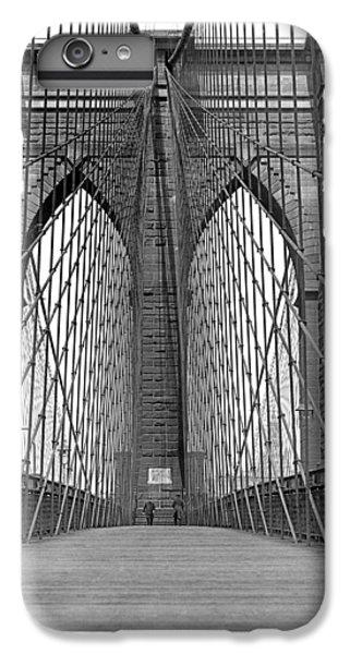 Brooklyn Bridge Promenade IPhone 7 Plus Case