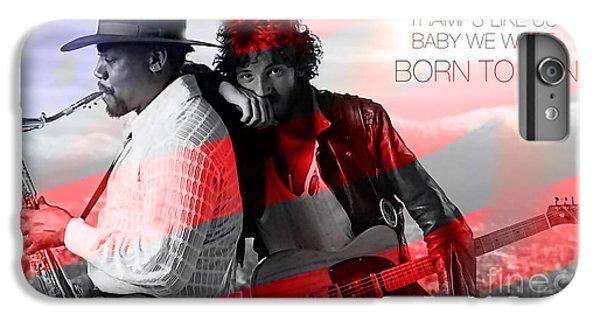 Bruce Springsteen IPhone 7 Plus Case