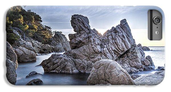Cala Dels Frares, Lloret De Mar Catalonia IPhone 7 Plus Case by Marc Garrido