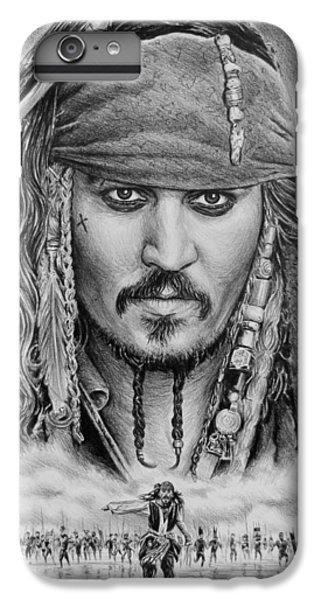 Captain Jack Sparrow IPhone 7 Plus Case