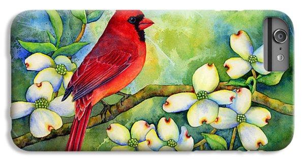 Cardinal On Dogwood IPhone 7 Plus Case