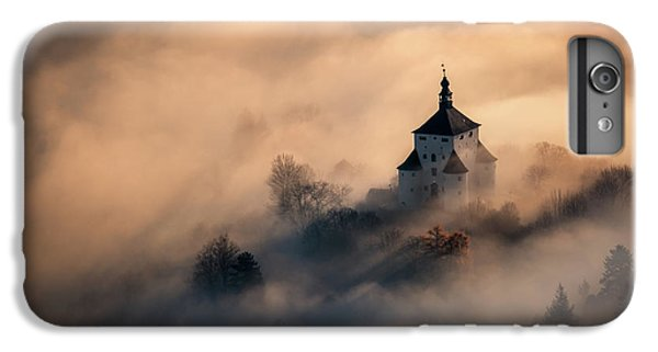 Castle iPhone 7 Plus Case - Castle In Fire by Peter Kov??ik
