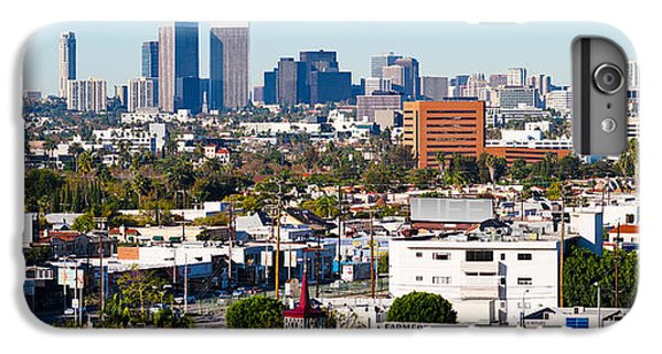 Century City, Beverly Hills, Wilshire IPhone 7 Plus Case by Panoramic Images