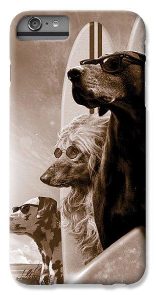 Dog iPhone 7 Plus Case - Changes by Garry Walton
