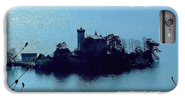 IPhone 7 Plus Case featuring the photograph Chateau Sur Lac by Marc Philippe Joly