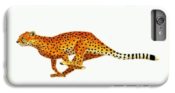 Cheetah iPhone 7 Plus Case - Cheetah by Michael Vigliotti