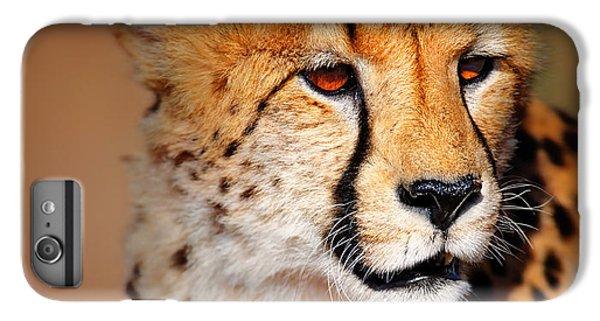 Cheetah iPhone 7 Plus Case - Cheetah Portrait by Johan Swanepoel