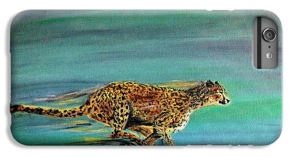 Cheetah Run IPhone 7 Plus Case