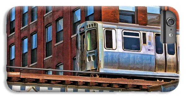 Chicago El And Warehouse IPhone 7 Plus Case by Christopher Arndt