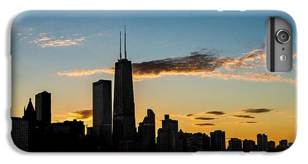 Chicago Skyline Silhouette IPhone 7 Plus Case