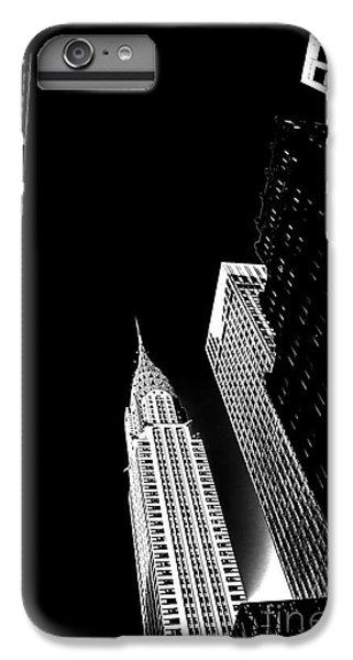 Chrysler Building iPhone 7 Plus Case - Destiny by Az Jackson
