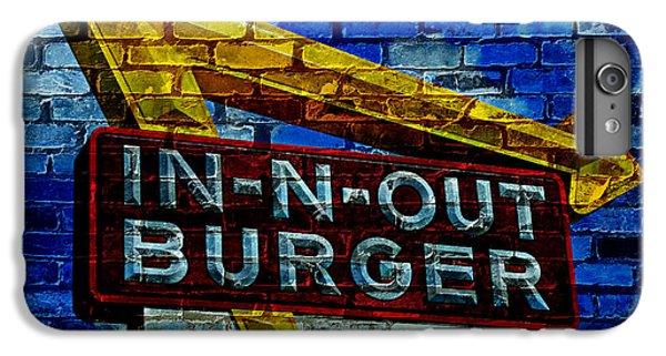 Classic Cali Burger 2.4 IPhone 7 Plus Case
