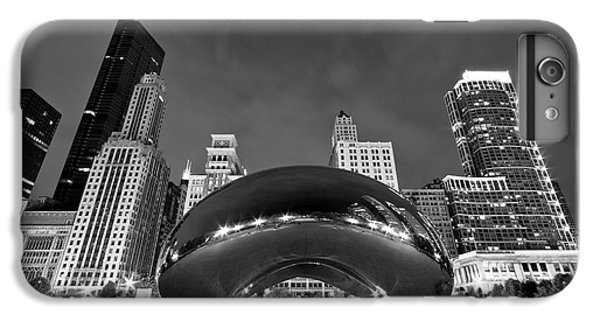 Cloud Gate And Skyline IPhone 7 Plus Case by Adam Romanowicz