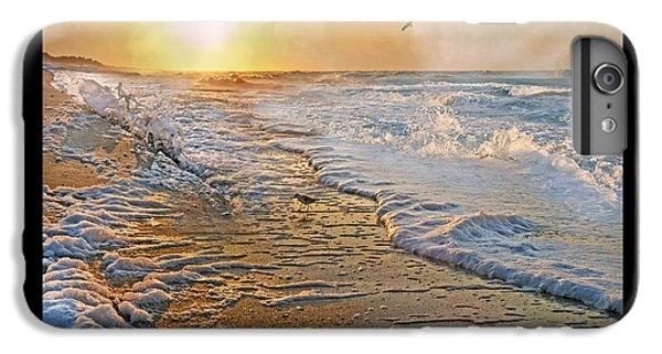 Osprey iPhone 7 Plus Case - Coastal Paradise by Betsy Knapp