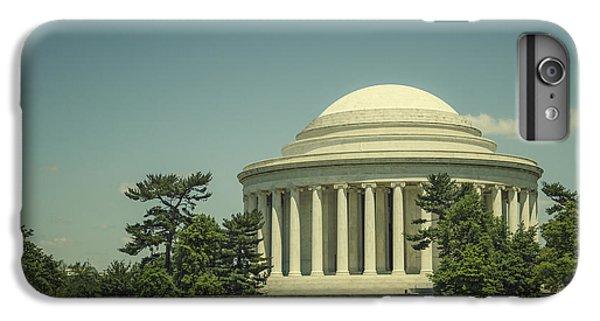 Jefferson Memorial iPhone 7 Plus Case - Code Of Honor by Evelina Kremsdorf