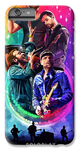 Coldplay Mylo Xyloto IPhone 7 Plus Case