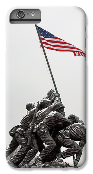 Marine iPhone 7 Plus Case - Color On A Grey Day by JC Findley