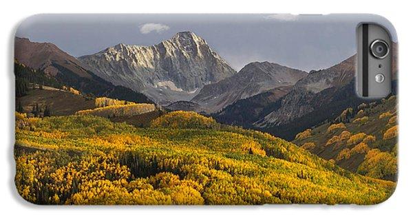 Colorado 14er Capitol Peak IPhone 7 Plus Case