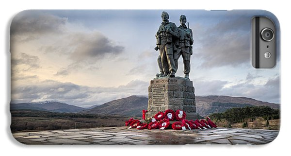 Commando Memorial At Spean Bridge IPhone 7 Plus Case