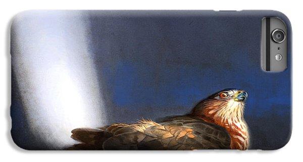 Hawk iPhone 7 Plus Case - Coopers Hawk by Aaron Blaise