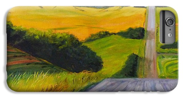 Country Road IPhone 7 Plus Case