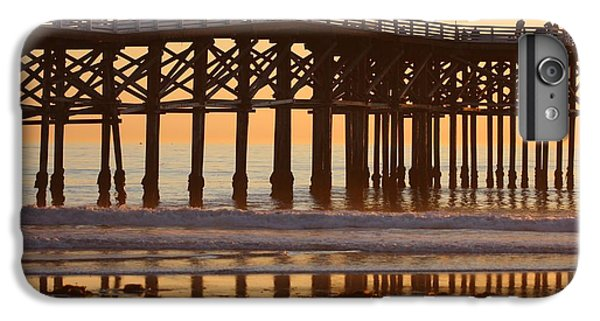 IPhone 7 Plus Case featuring the photograph Crystal Pier by Nathan Rupert