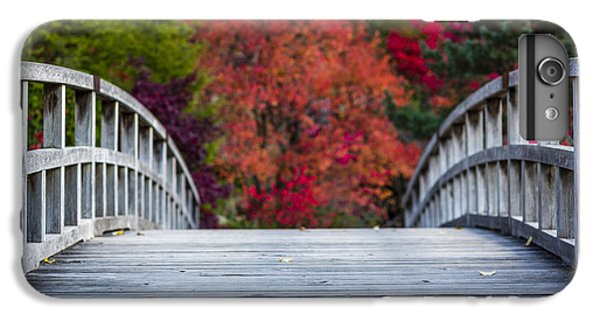 IPhone 7 Plus Case featuring the photograph Cypress Bridge by Sebastian Musial