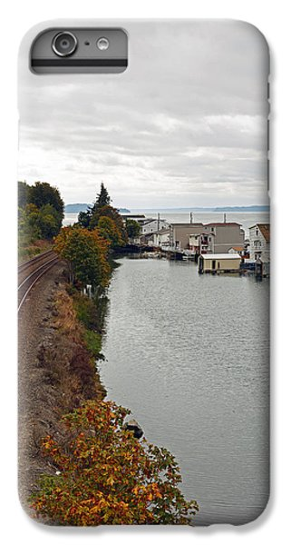 IPhone 7 Plus Case featuring the photograph Day Island Bridge View 2 by Anthony Baatz