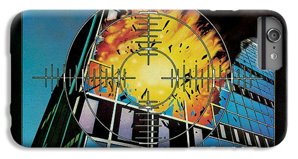 Def Leppard - Pyromania 1983 IPhone 7 Plus Case by Epic Rights