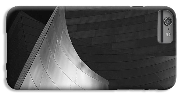 Disney Hall Abstract Black And White IPhone 7 Plus Case