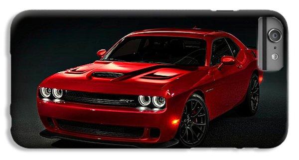 new concept e5b88 ada93 Dodge Challenger iPhone 7 Plus Cases | Fine Art America