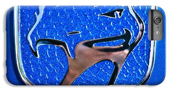 Viper iPhone 7 Plus Case - Dodge Viper Emblem -217c by Jill Reger