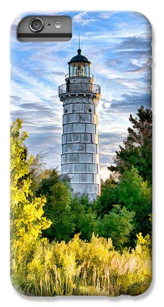 Door County Cana Island Beacon IPhone 7 Plus Case by Christopher Arndt