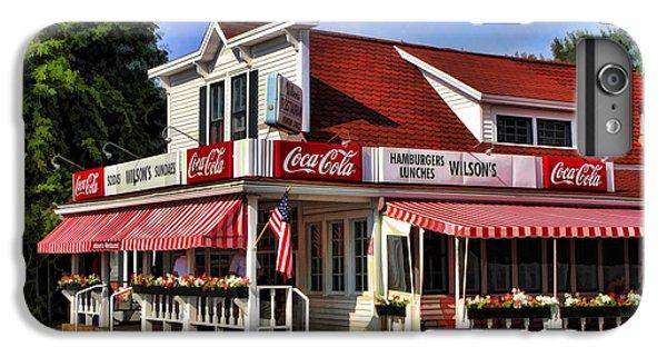 Door County Wilson's Ice Cream Store IPhone 7 Plus Case by Christopher Arndt