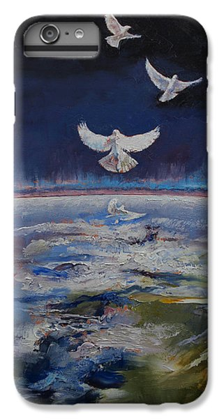 Doves IPhone 7 Plus Case by Michael Creese