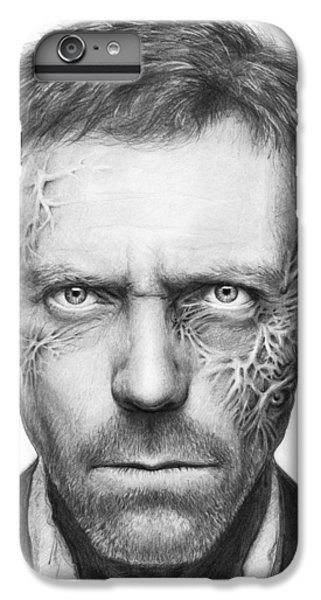 Dr. Gregory House - House Md IPhone 7 Plus Case by Olga Shvartsur