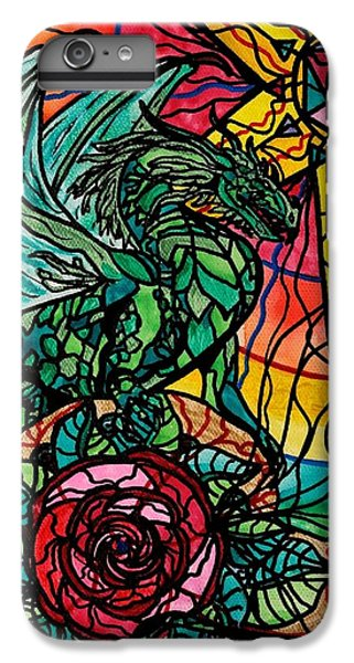 Dragon iPhone 7 Plus Case - Dragon by Teal Eye  Print Store