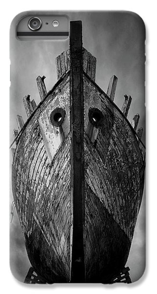 Boats iPhone 7 Plus Case - Drakkar by Sebastien Del Grosso