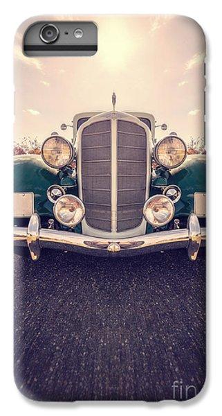 Car iPhone 7 Plus Case - Dream Car by Edward Fielding