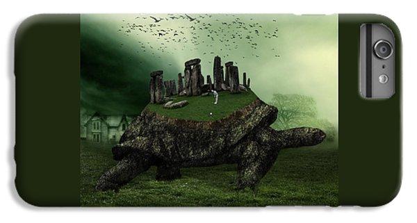 Druid Golf IPhone 7 Plus Case by Marian Voicu