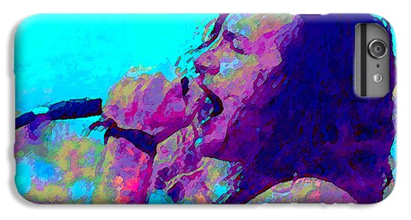 Eddie Vedder IPhone 7 Plus Case by John Travisano