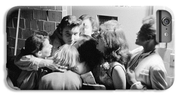 Elvis Presley Hugging Fans 1956 IPhone 7 Plus Case