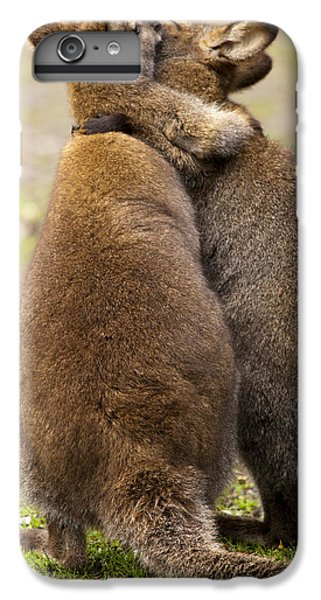Embrace IPhone 7 Plus Case by Mike  Dawson