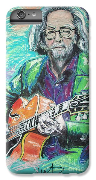 Eric Clapton IPhone 7 Plus Case
