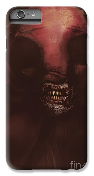 Minotaur iPhone 7 Plus Case - Evil Greek Mythology Minotaur by Jorgo Photography - Wall Art Gallery