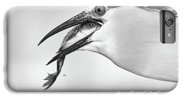 Heron iPhone 7 Plus Case - Eyes by Sufang Wang