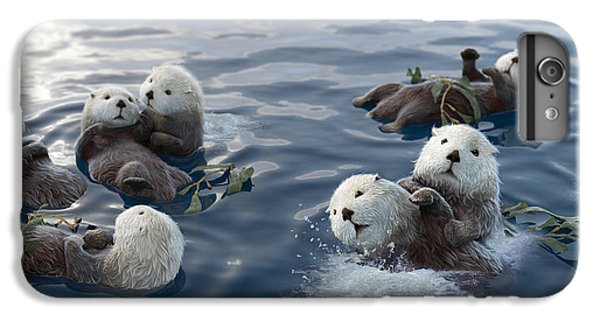 Otter iPhone 7 Plus Case - Family Fun by Gary Hanna